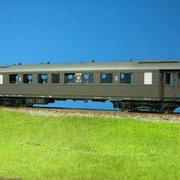 Wagon osobowy 2 kl Bix (Dracula Roco 44550 R/020386)