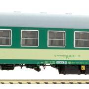Wagon osobowy 2 kl B<sup>10</sup>no (Heris 17025 17025-1)