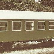 Wagon osobowy 2 kl Bdnu (Heris 17032 HR17032)