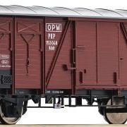 Wagon towarowy kryty Kddt (Roco 76850)