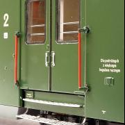 Zespół wagonów piętrowych Bhp (Rivarossi HRS4229)