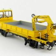 Wózek motorowy (drezyna) WM-15A (EFC-Loko )