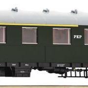 Wagon osobowy 1/2 kl ABhxz (Roco 45689)