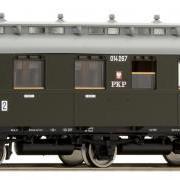 Wagon osobowy 2/3 kl BCiy (Fleischmann 506112)