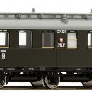 Wagon osobowy 3 kl Ciy (Fleischmann 506212)