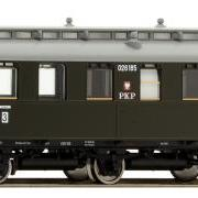 Wagon osobowy 3 kl Ciy (Fleischmann 506312)