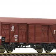 Wagon towarowy kryty Kddet (Fleischmann 531103)