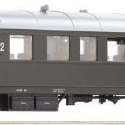 Wagon osobowy 2 kl Bix (Roco 64292)