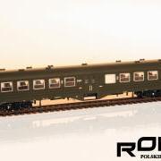 Wagon osobowy doczepny 2 kl Ryflak DBhixt (Robo 101Awaw226)