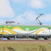 Lokomotywa uniwersalna elektryczna EU47 (ACME 60224)