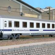 Wagon osobowy 1 kl Berlin-Warszawa-Express Avmz 207 (ACME 55095)
