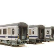 Wagon osobowy 2 kl Berlin-Warszawa-Express Bdimnu (ACME 55042)