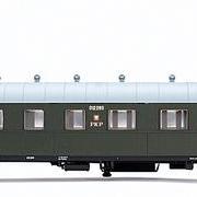 Wagon osobowy 2/3 kl BChuxz (Parowozik Brawa 45313 B/012269)