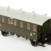 Wagon osobowy 2 kl Ci (Parowozik Brawa 45811 B/024225)
