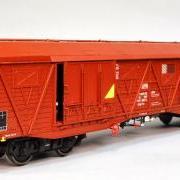 Wagon towarowy kryty Gags-tx (TMF 551405)