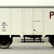 Wagon chłodnia Sph (Fleischmann 534801)