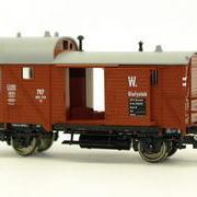 Wagon bagażowy  Ft (Fleischmann 530004)
