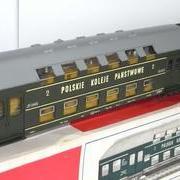 Wagon piętrowy 2 klasy dwuczłonowy Bipa (Schicht 426/1102)