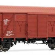 Wagon towarowy kryty Gkks-tx (Rivarossi HRS6264)