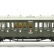 Wagon osobowy 3 kl  C (Parowozik Piko 95947 P/024143)