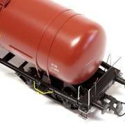 Wagon cysterna  Zaes (UMF - Unique Model Factory 406Ra 001)