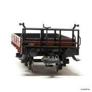 Wagon platforma .Kklmm (Pdh21) (Sachsenmodelle 76167)