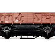 Wagon towarowy kryty Kddt (Dziurasek / KSK Wrocław Model nr 2 Egzemplarz nr 8)