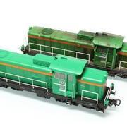 Lokomotywa manewrowa spalinowa SM42 (Piko 59462)