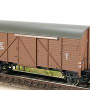 Wagon towarowy kryty .Gklm (Kdth) (Roco 44169)