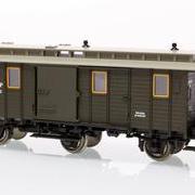 Wagon ogrzewczy Oy (Parowozik Fleischmann 5382 F/050081)