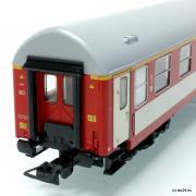 Wagon osobowy 1 kl Adnu (Tillig 500907)