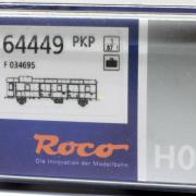 Wagon bagażowy F (Roco 64449)
