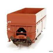 Wagon samowyładowczy WWyah (Klein Modellbahn LM 02/07)