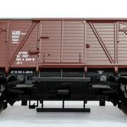 Wagon towarowy kryty G-t (Klein Modellbahn LM 04/07)