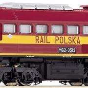 Lokomotywa towarowa spalinowa M62 (Roco 62767 62768)
