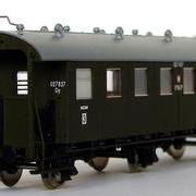 Wagon osobowy 3 kl Ciy (Parowozik Roco 45477 R/027837)