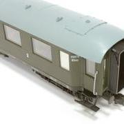 Wagon osobowy 2/3 kl BChuxz (Parowozik Fleischmann 5745 F/012076)