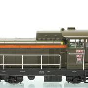 Lokomotywa manewrowa spalinowa SP42 (Piko 59461)