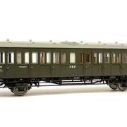Wagon osobowy 2 kl  B (Piko 95948)