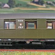 Wagon osobowy 2 kl Bhxz (PiotrB-32 Liliput)