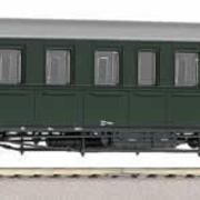 Wagon osobowy 2 kl Bhxz (Roco 45493)