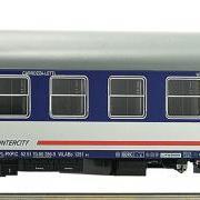 Wagon sypialny 1/2 klasa  (Roco 64880)