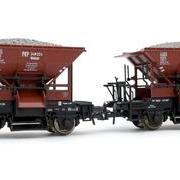 Wagon szutrówka Wddah (Roco 66157/A)