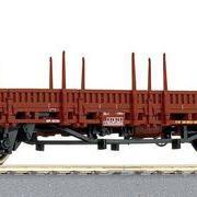Wagon platforma z kłonicami  Ks (Roco 66482)