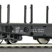 Wagon platforma czołgowa .Sp (Ppyk 203) (Roco 66790)