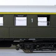 Wagon osobowy 1 kl Aix (Sachsenmodelle 74561)