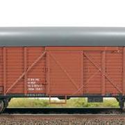 Wagon towarowy kryty .Gklm (Kdt) (Sachsenmodelle 76169)