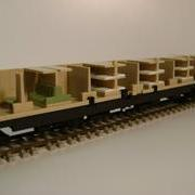 Wagon sypialny WARS WLABd (Tillig 74775)