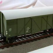 Wagon gospodarczy Xk (Parowozik Roco 46966 01/06/R)