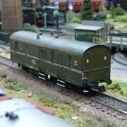 Wagon pocztowy Pm (TMF 561401)